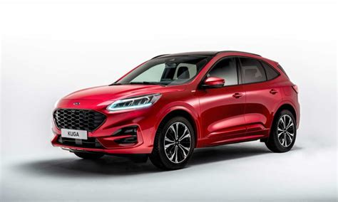 ford kuga 2020 review 2020 ford kuga debuts with a in hybrid variant