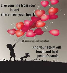 Touching Peoples Lives Quotes  Quotesgram