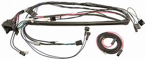 Wiring Harness  Engine  1970 Gto  Lemans  Tempest  V8  Hei