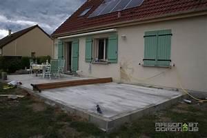 Epaisseur Dalle Maison : dalle beton pour voiture dalle beton pour voiture dalle ~ Premium-room.com Idées de Décoration