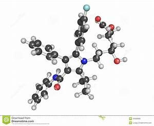 Atorvastatin Cholesterol Lowering Drug (statin Class ...