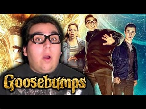 Goosebumps Movie Review Youtube