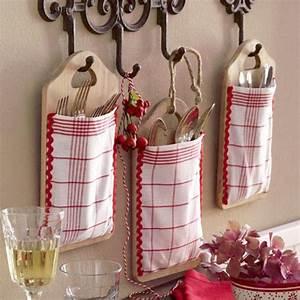 DIY Kitchen Storage Ideas Cutlery And Utensil Storage