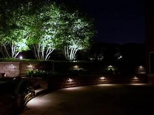 Irrigation landscape lighting in toronto landscaping