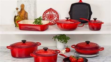 le creuset cookware iron cast sets cheap rated deals these amazon kitchen offers friday april
