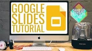 How To  Quick Tutorial For New Google Slides Presentation