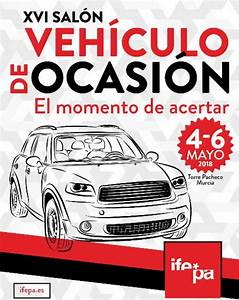 ! Murcia Today 4th To 6th May, Second Hand Car Show At The Ifepa Exhibition Centre In Torre