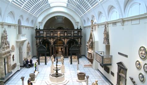 medieval renaissance galleries victoria  albert museum
