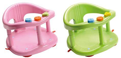 chaise de bain bébé anneau de bain pour bébé babymoov