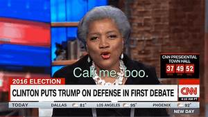 Can we talk about DNC chair Donna Brazile's fabulous ...