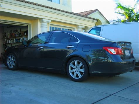 Lexus Es Modification by Ng123ray 2007 Lexus Es Specs Photos Modification Info At