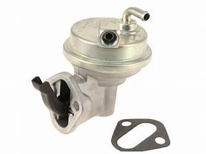 Mechanical Fuel Pump Ac Delco N524sc For Chevy P20 1985 1986