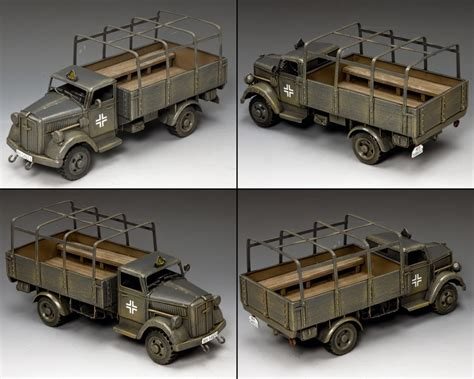 Opel Truck by The Opel Blitz Truck World War Two King Country