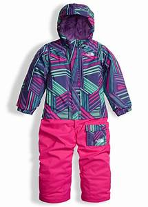 The North Face Toddler Insulated Jumpsuit Little Girls One