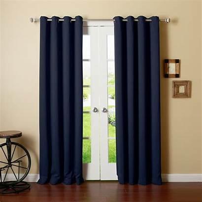 Blackout Grommet Curtain Curtains Panel Hayneedle