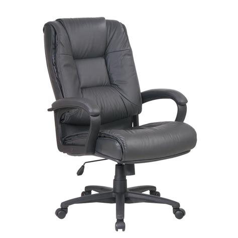 la z boy miramar taupe bonded leather executive office