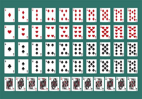 Poker Cards  Download Free Vector Art, Stock Graphics