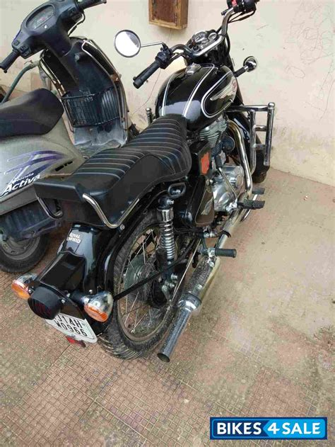 Modified Bike For Sale In Jaipur by Used 2017 Model Royal Enfield Bullet Standard 500 For Sale