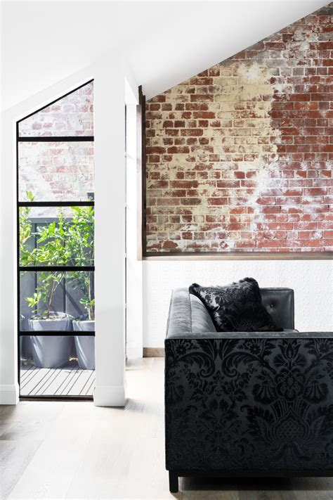 54 Eyecatching Rooms With Exposed Brick Walls  Loombrand