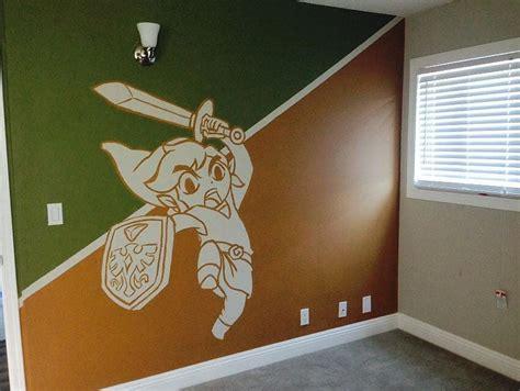 boyfriend painted    sons  bedroom