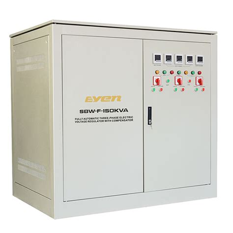 Sbw Series Three Phase Automatic Voltage Stabilizer