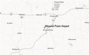 Mineral Point Airport Weather Station Record