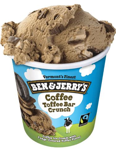 Coffee toffee bar crunch was well distributed by this time and finding a pint of the original was beyond impossible. Ben & Jerry's Coffee Toffee Bar Crunch Reviews 2021