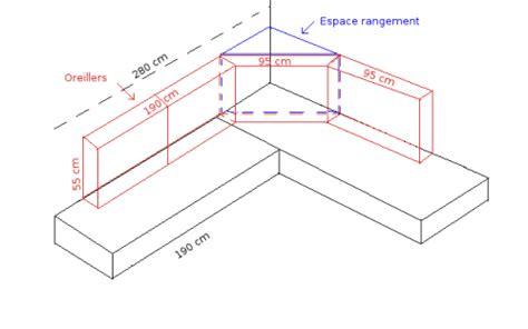 canap plan de cagne plan canape d angle maison design modanes com