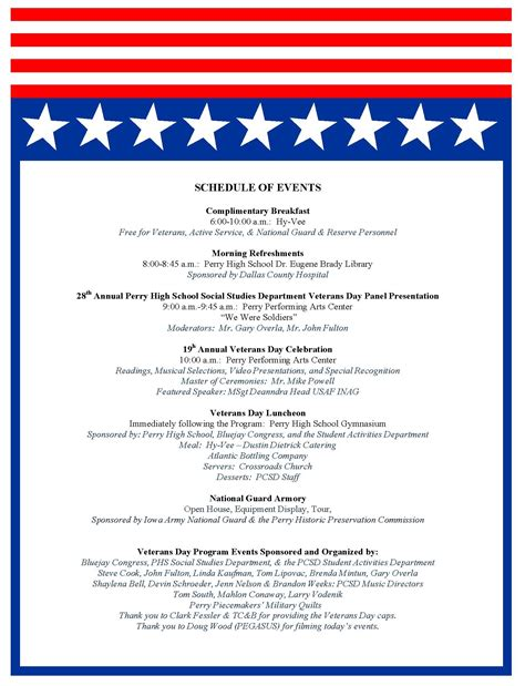 veterans day program local vets to be honored at 19th annual phs program friday theperrynews