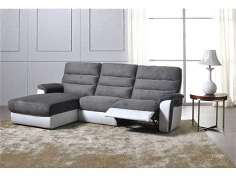 canape cuir electrique 2 places canapés relax électriques et fauteuils de salon design
