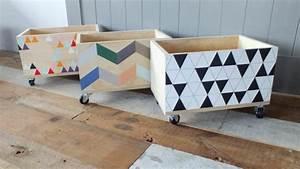 Aufbewahrungsboxen Kinderzimmer Design : aufbewahrungsbox selber basteln sch ne basteldeen ~ Whattoseeinmadrid.com Haus und Dekorationen