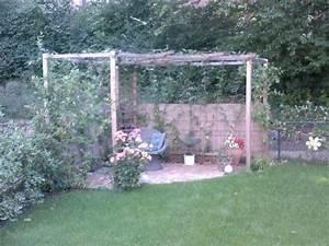 Pergola Holz Selber Bauen : rosen rankgitter holz selber bauen ~ Markanthonyermac.com Haus und Dekorationen