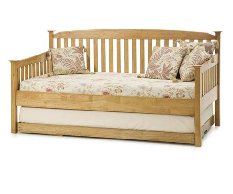 wooden daybed  trundle bed woodworking projects plans
