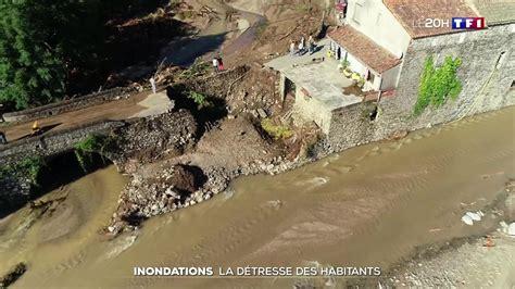 inondations les habitants du gard racontent leur