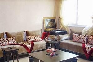 Décoration Orientale Moderne : salon marocain vente salon oriental sur mesure pas cher ~ Teatrodelosmanantiales.com Idées de Décoration