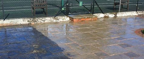 patio cleaning and maintenance packages in hereford