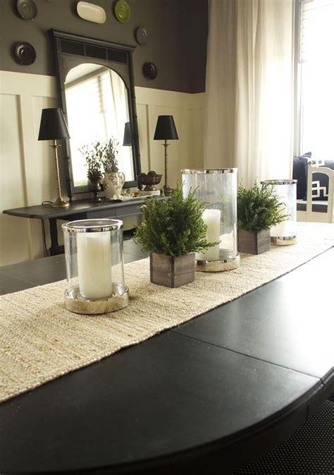 Decorating Ideas For Kitchen Tables by The Dining Room House To Your Home Board And Batton
