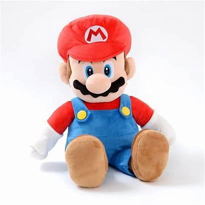 Mario Plush Star Super Mode Otakumode Tokyo