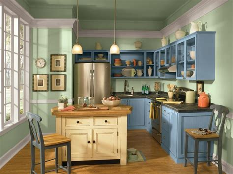 kitchen color schemes with wood cabinets 12 easy ways to update kitchen cabinets hgtv