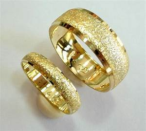 16 wedding bands set gold wedding rings for men and women With wedding rings for women in gold