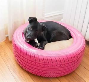 Panier Chien Design : 18 id es diy de paniers pour chiens et chats ~ Teatrodelosmanantiales.com Idées de Décoration