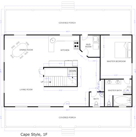 a floor plan of your house create your own floor plan