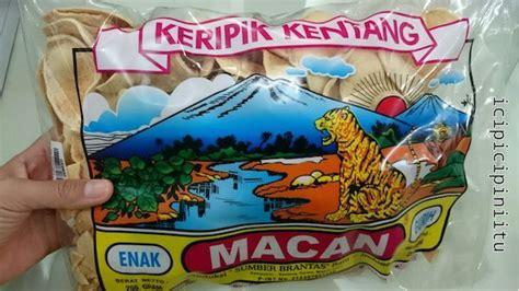 Keripik Belut By Jajanan Malang 10 oleh oleh khas malang yang recomended untuk wisatawan