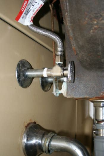 kitchen sink water shut valve kitchen sink shut valves kitchen design ideas 9582