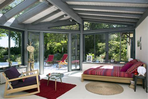 chambre dans veranda aménager une suite parentale dans la véranda une idée