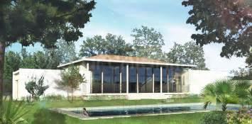 maison chambre plan maison moderne plain pied solutions pour la