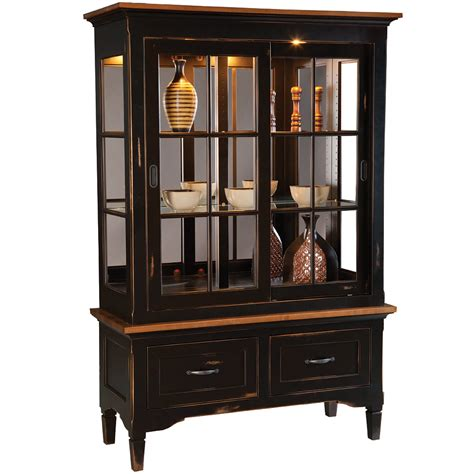 Dining Room Display Cabinet Or Kitchen China Cabinetglass