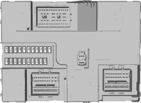 ford transit 2014 2018 fuse box diagram auto genius