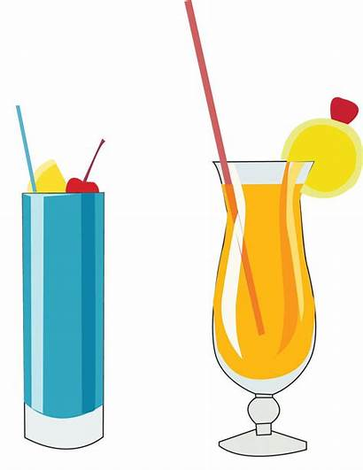 Clip Drinks Drink Clipart Beach Kudos Alcoholic