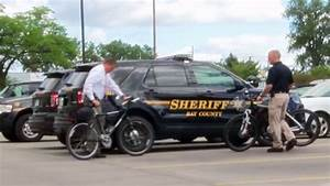 Bay County deputies patrolling on bikes in areas cars can ...